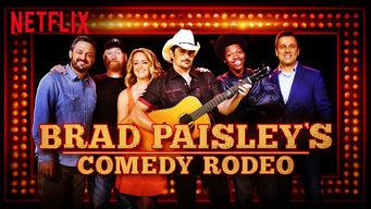 Se Brad Paisley's Comedy Rodeo på Netflix