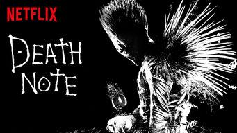 Se Death Note på Netflix