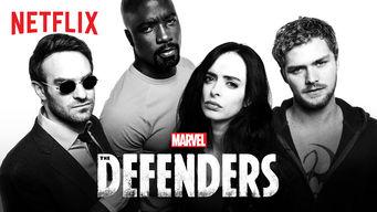 Se The Defenders på Netflix