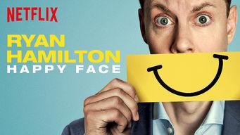 Se Ryan Hamilton: Happy Face på Netflix