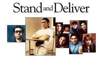 Se Stand and Deliver på Netflix