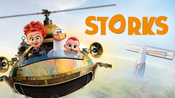Se Storks på Netflix