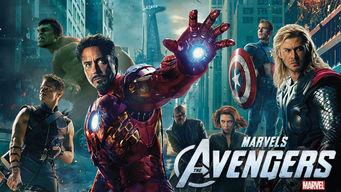 Se The Avengers på Netflix