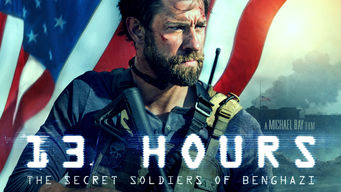 Se 13 Hours: The Secret Soldiers of Benghazi på Netflix