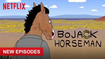 Se BoJack Horseman på Netflix