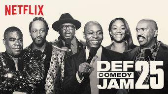 Se Def Comedy Jam 25 på Netflix