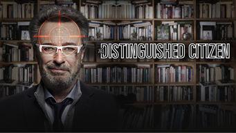 Se The Distinguished Citizen på Netflix