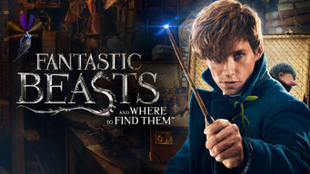 Se Fantastic Beasts and Where To Find Them på Netflix