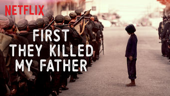 Se First They Killed My Father på Netflix