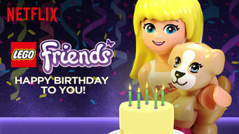 Se LEGO: Friends: Happy Birthday to You! på Netflix