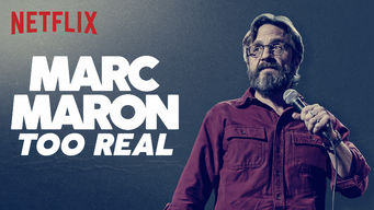 Se Marc Maron: Too Real på Netflix