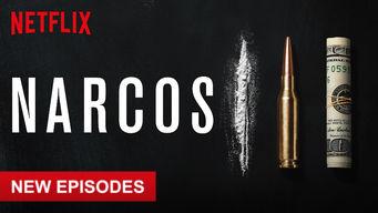 Se Narcos på Netflix