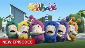 Se Oddbods på Netflix