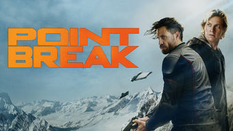 Point Break Netflix