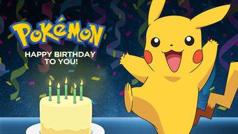 Se Pokémon: Happy Birthday to You! på Netflix