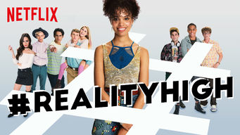 Se #Realityhigh på Netflix