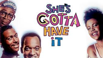 Se She's Gotta Have It på Netflix