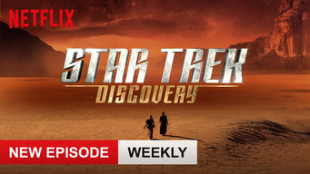 Se Star Trek: Discovery på Netflix