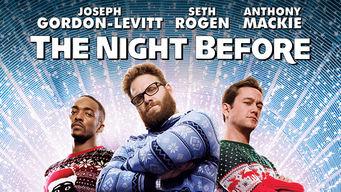 Se The Night Before på Netflix