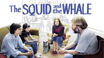 Se The Squid and the Whale på Netflix