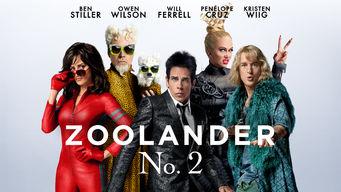Se Zoolander 2 på Netflix