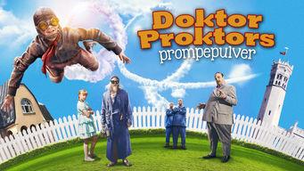 Se Doktor Proktors Prompepulver på Netflix
