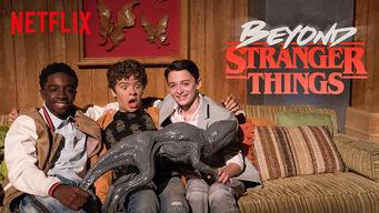 Se Beyond Stranger Things på Netflix