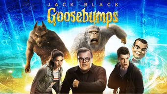 Se Goosebumps på Netflix