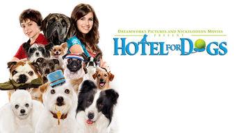 Se Hotel for Dogs på Netflix