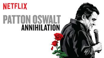 Se Patton Oswalt: Annihilation på Netflix