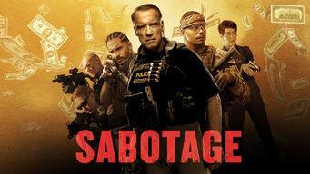 Se Sabotage på Netflix
