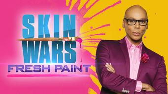 Se Skin Wars: Fresh Paint på Netflix