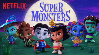 Se Super Monsters på Netflix