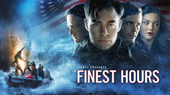 Se The Finest Hours på Netflix