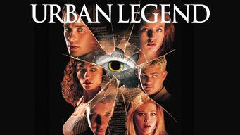 Se Urban Legend på Netflix