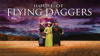 Se House of Flying Daggers på Netflix