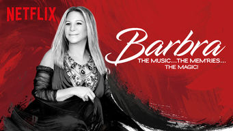 Se Barbra: The Music … The Mem'ries … The Magic! på Netflix