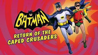 Se Batman: Return of the Caped Crusaders på Netflix