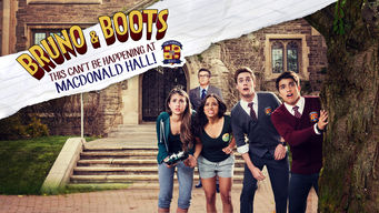 Se Bruno and Boots: This Can't Be Happening at Macdonald Hall på Netflix