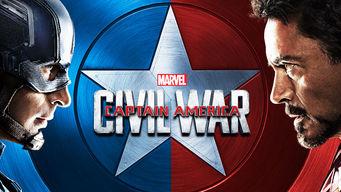 Se Captain America: Civil War på Netflix