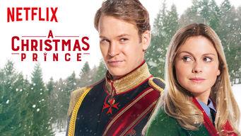 Se A Christmas Prince på Netflix