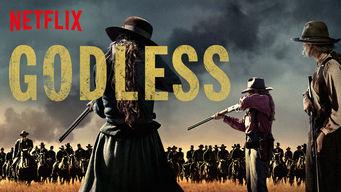 Se Godless på Netflix
