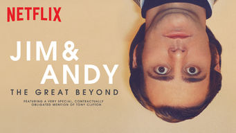 Se Jim and Andy: The Great Beyond på Netflix