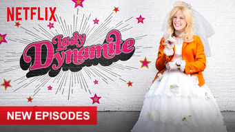Se Lady Dynamite på Netflix