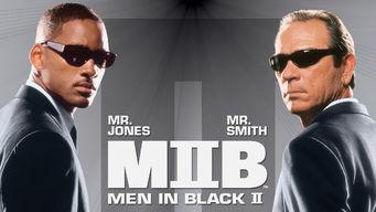 Se Men in Black II på Netflix