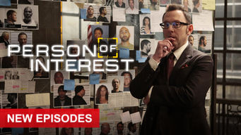 Se Person of Interest på Netflix