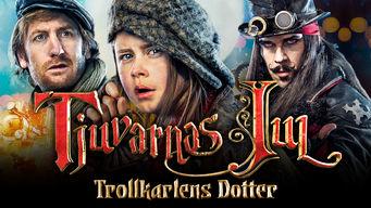 Se Tjuvarnas jul: Trollkarlens dotter på Netflix