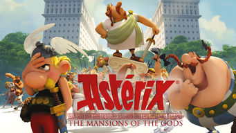 Se Astérix: The Mansion of the Gods på Netflix