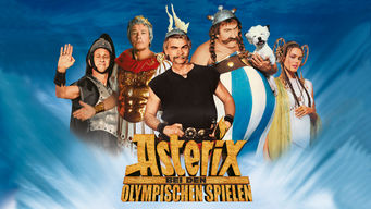Se Asterix at the Olympic Games på Netflix