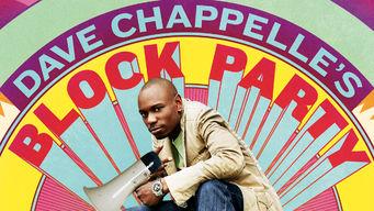 Se Dave Chappelle's Block Party på Netflix